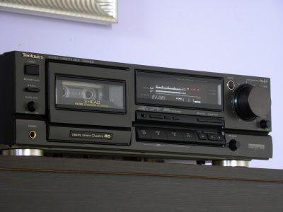 Technics RS-BX606 卡座