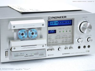 PIONEER CT-F950 High-End 卡座