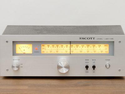 Scott T 516 立体声 Tuner / 收音机 / Empfänger