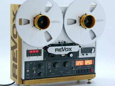 ReVox PR99 MKIII pro 2-track 开盘机