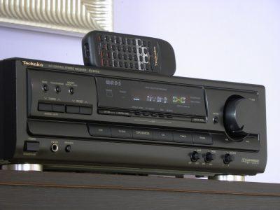 Technics SA-EX310 功率放大器