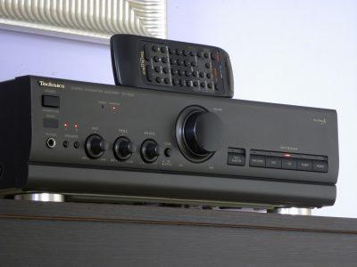 Technics SU-V500 功率放大器