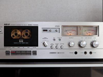 AKAI GXC-709D 卡座