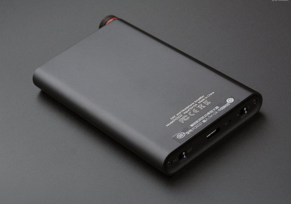 飛傲 FiiO Q1 MarkII 便攜式USB音效卡及耳放拆解 图集 [Soomal]