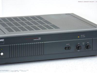 NAD 2100 Power Envelope Monitor Serie 功率放大器