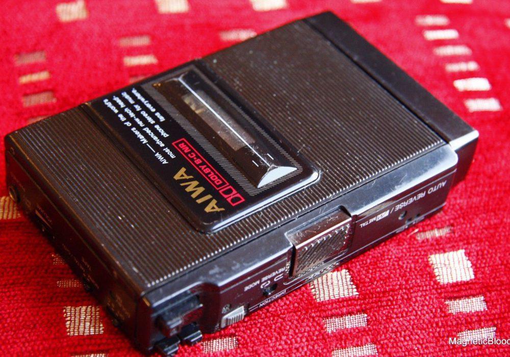 Rare 爱华 AIWA HS PC202 Dolby B/C, all original, sound++