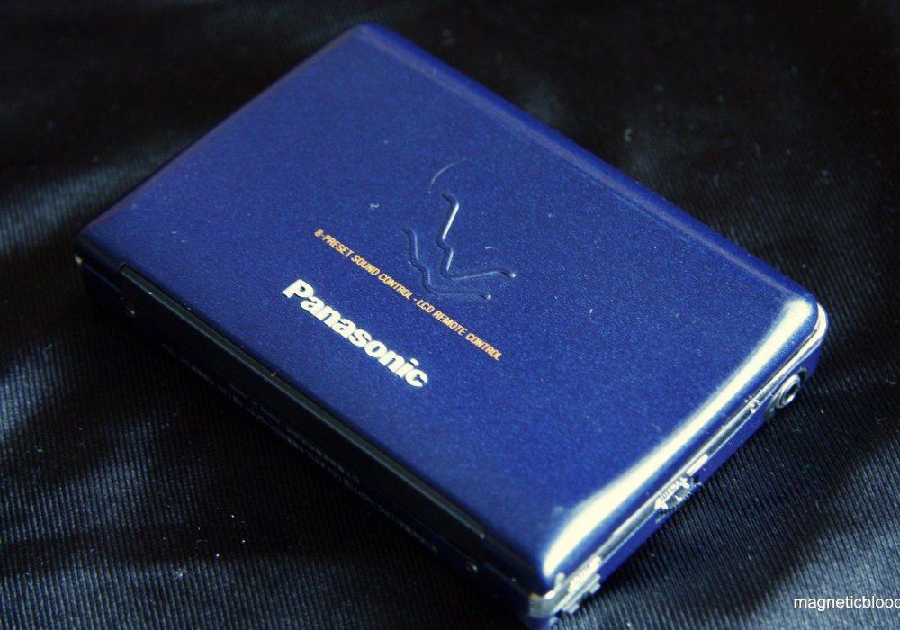 Rare 松下 Panasonic RQ S60 autoreverse cassette player, Koss Porta Pro headphones