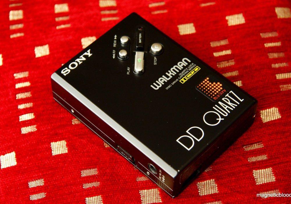 索尼 SONY WM-DD3 / DDIII 磁带随身听