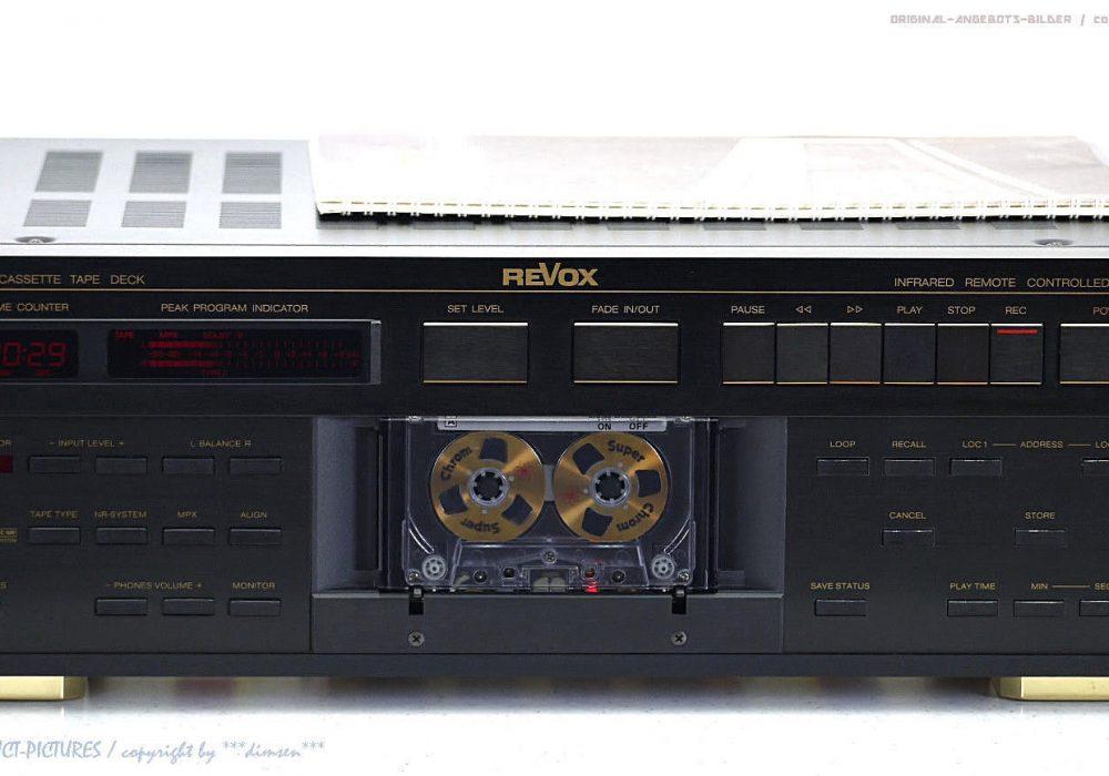 REVOX/STUDER B215-S High-End 卡座