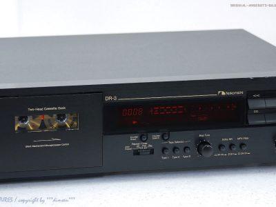 NAKAMICHI DR-3 High-End 磁带 Tape 卡座 Top-Zustand!! Revidiert+1J.G<wbr/>arantie!!