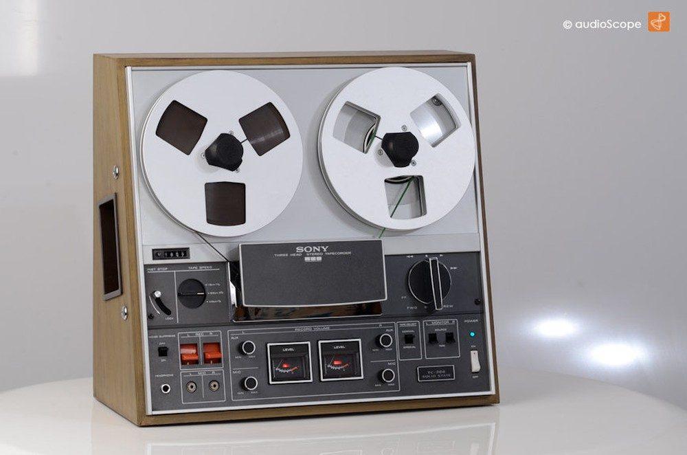 索尼 SONY TC-366 开盘机