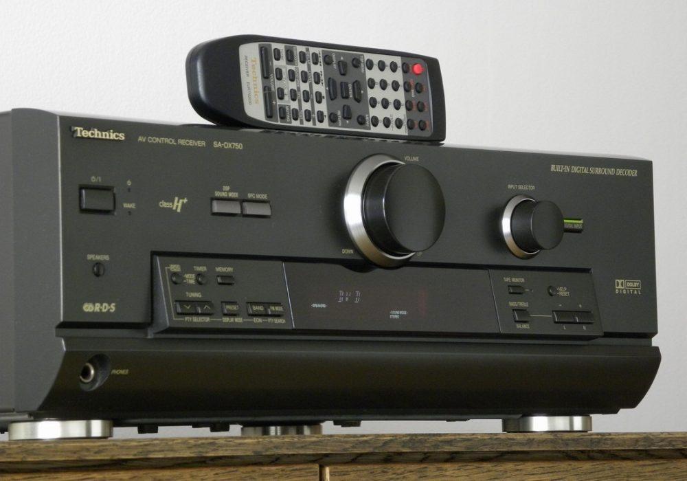 Technics SA-DX750 AV功率放大器