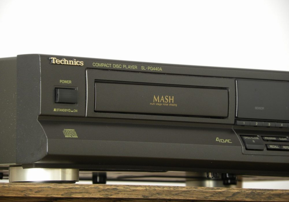 Technics SL-PG440A CD播放机