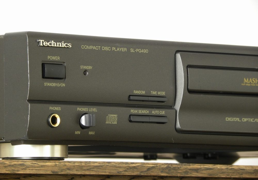 Technics SL-PG490 CD播放机