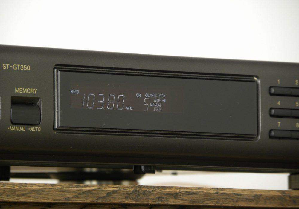 Technics ST-GT350 FM/AM 收音头