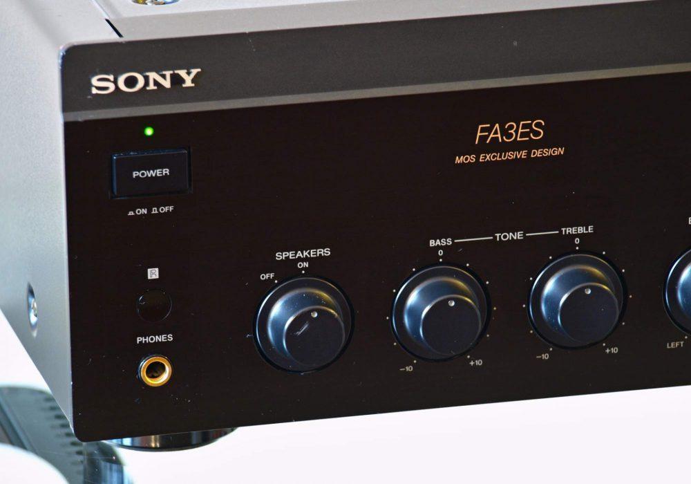 索尼 SONY TA-FA3ES 功率放大器