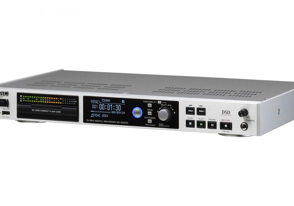 TEAC SD-500HR 数字录音机