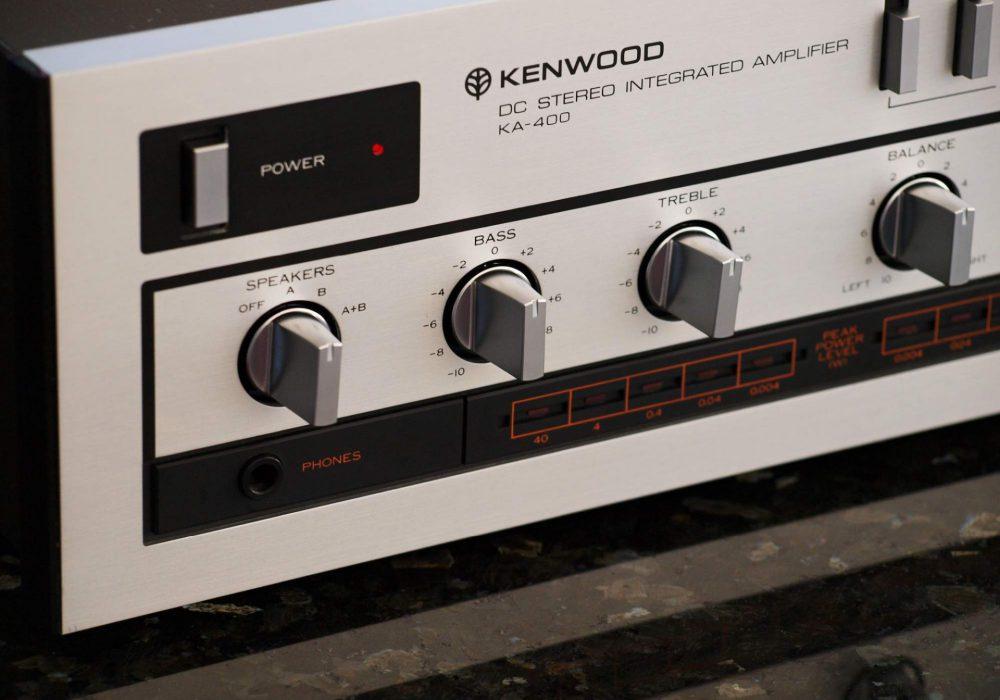 KENWOOD KA-400 功率放大器