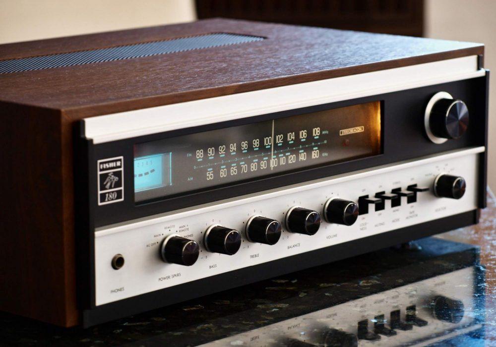 Fisher 180 FM/AM 收音头