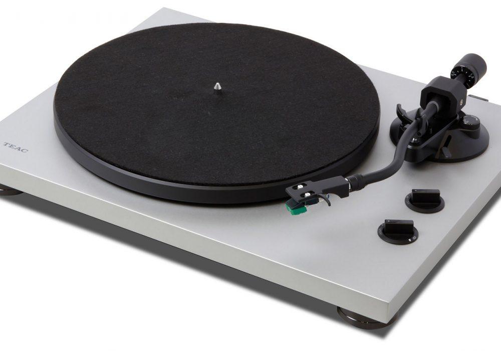 TEAC TN-400BT 蓝牙 黑胶唱机