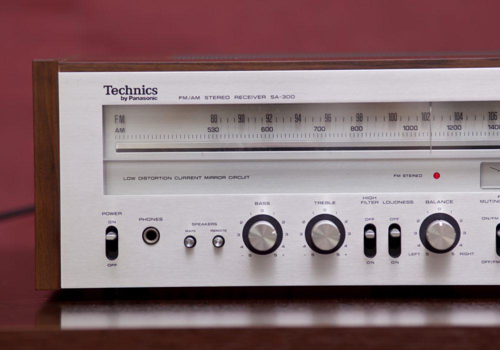 松下 Technics SA-300 收音头