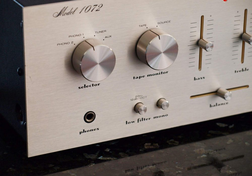 马兰士 Marantz 1072 功率放大器