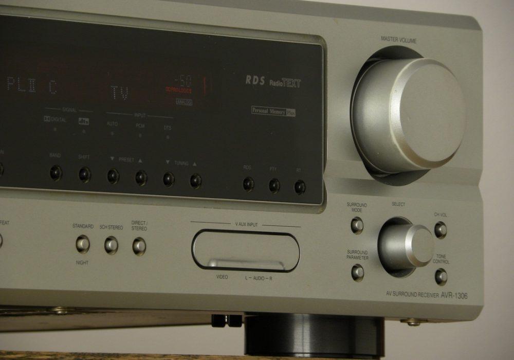 DENON AVR-1306 AV功率放大器