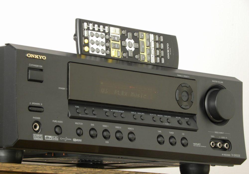 ONKYO TX-SR503E AV功率放大器