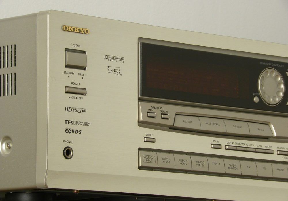 ONKYO TX-SV545 AV功率放大器