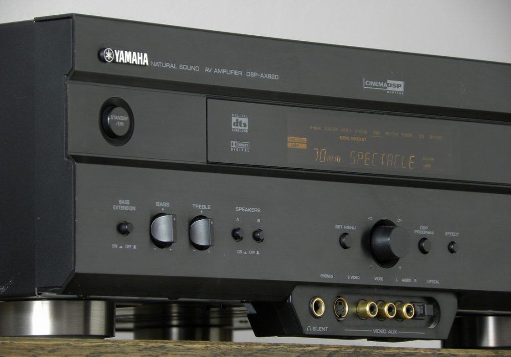 YAMAHA DSP-AX620 AV功率放大器