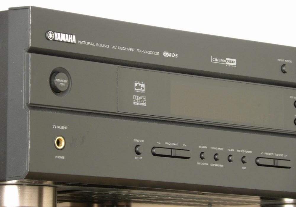 YAMAHA RX-V430RDS AV功率放大器