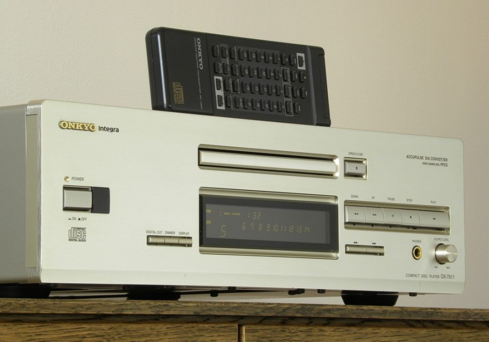 ONKYO DX-7911 CD播放机