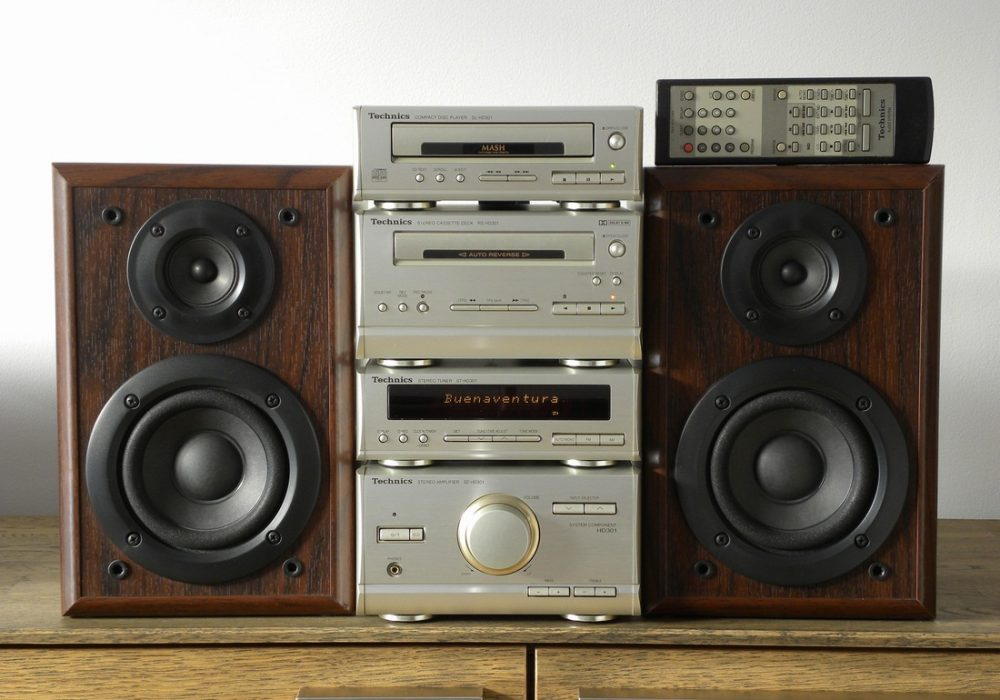 Technics SC-HD301 组合音响