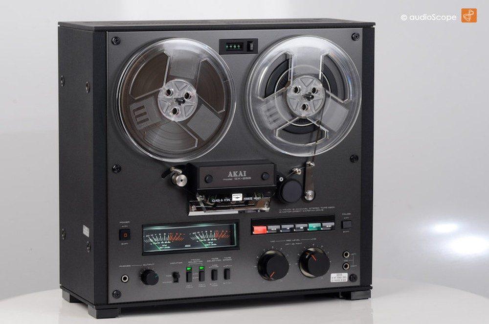 AKAI GX-255 开盘机
