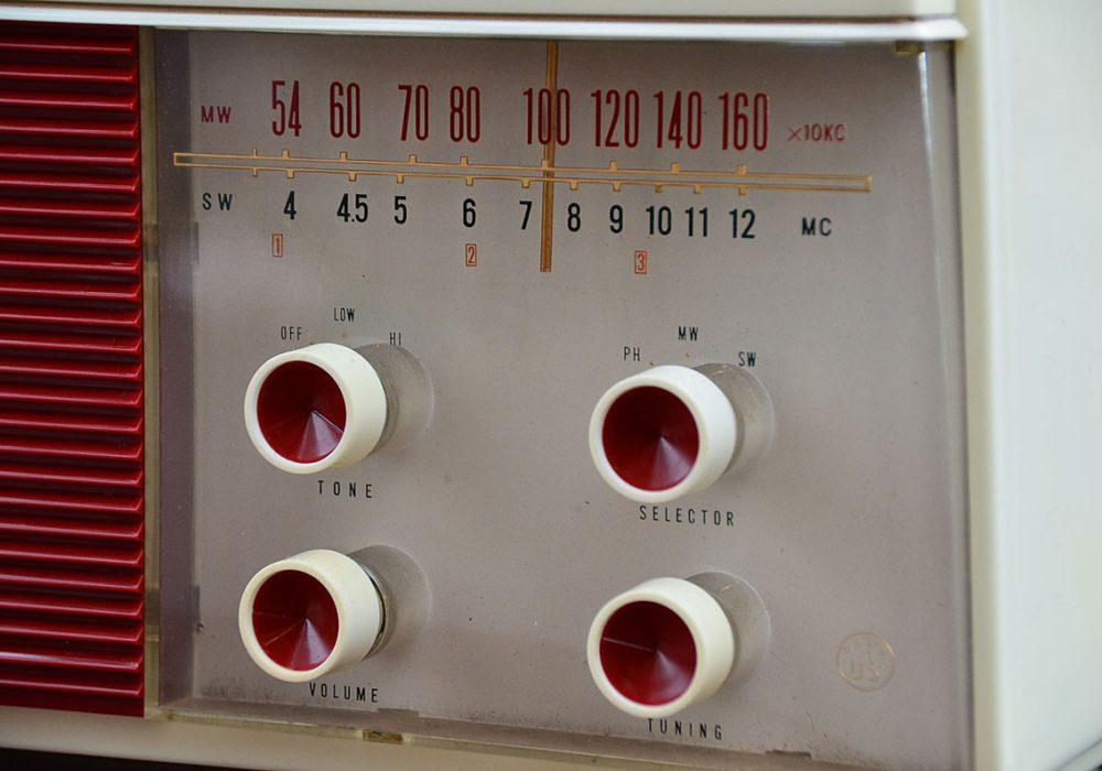 电子管ラジオ 東芝 マツダ うぐいす US 6ZB-331 動作良好 ヴィンテージ 動作良好 一期一会 今後入荷予定なしm(__)m