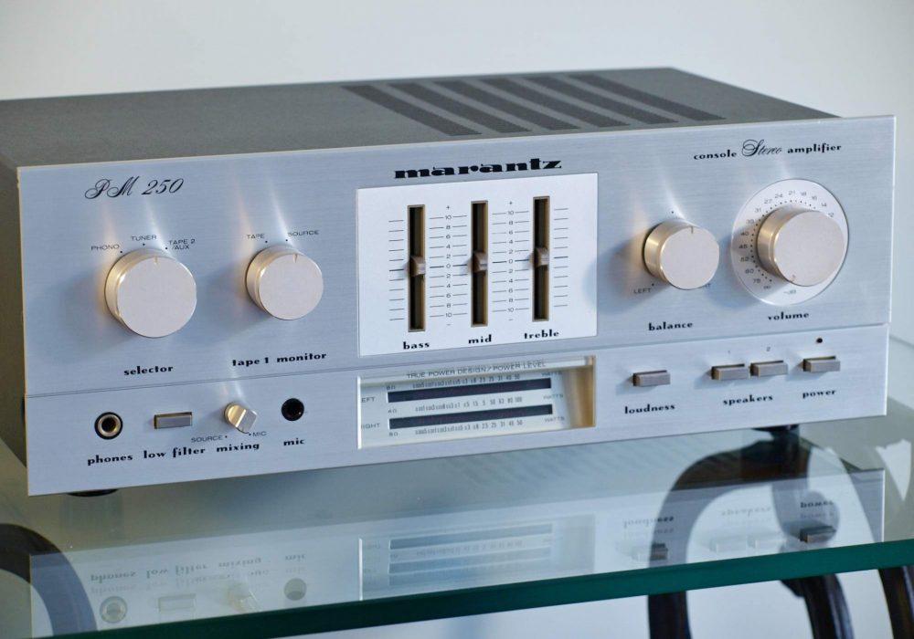 马兰士 Marantz PM250 功率放大器
