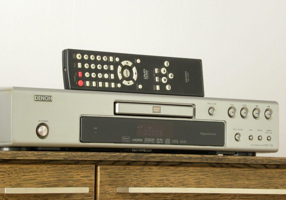 DENON DVD-1740 DVD播放机