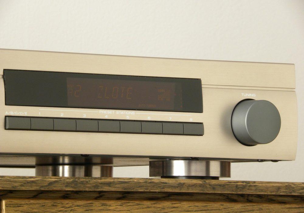 YAMAHA TX-580RDS AM/FM Tuner 收音头