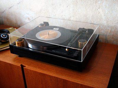YAMAHA PF-1000 黑胶唱机 (1984)