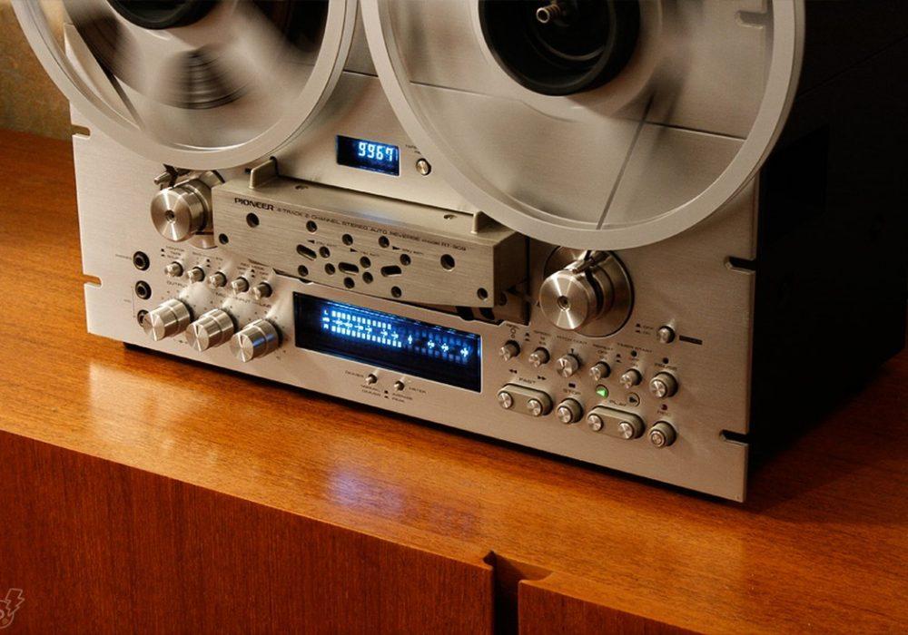 PIONEER RT-909 开盘机 (1979)