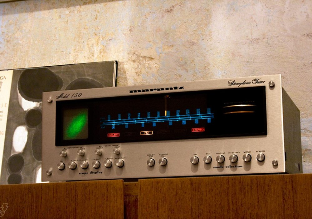 marantz Model-150 收音头