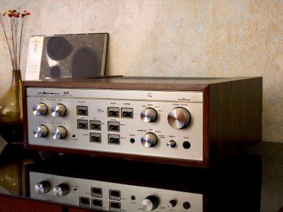 力士 LUXMAN 55A 功率放大器 (1979)