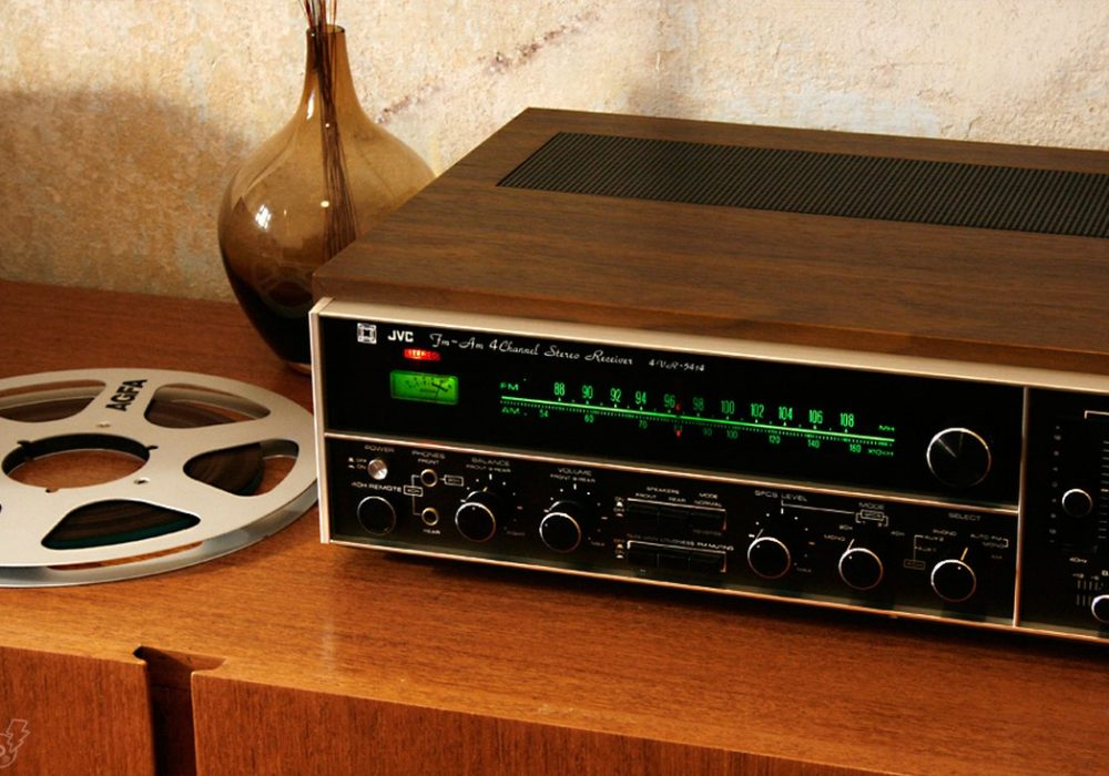 JVC 4VR-5414 FM/AM 收音头