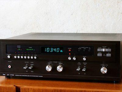 DUAL CT-1740 收音头 (1979)