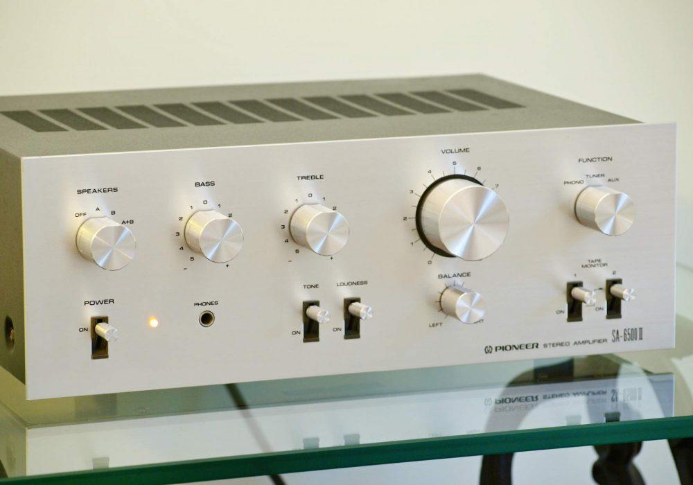 先锋 PIONEER SA-6500II 功率放大器