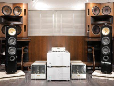 B&W 804 Diamond PB Bowers & Wilkins ダイヤモンド・ツイーター採用3way ピアノブラック 美品