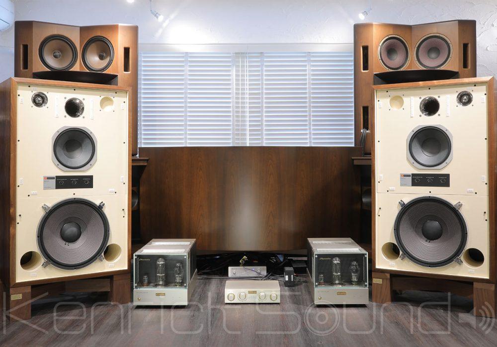 JBL 4343A 音箱