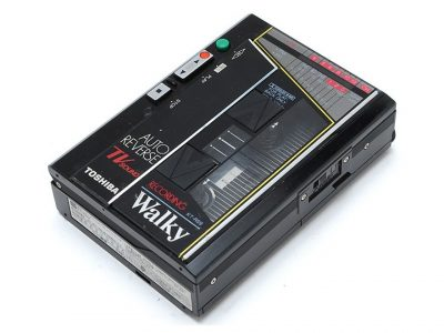 Toshiba Walky KT-RS9 磁带随身听