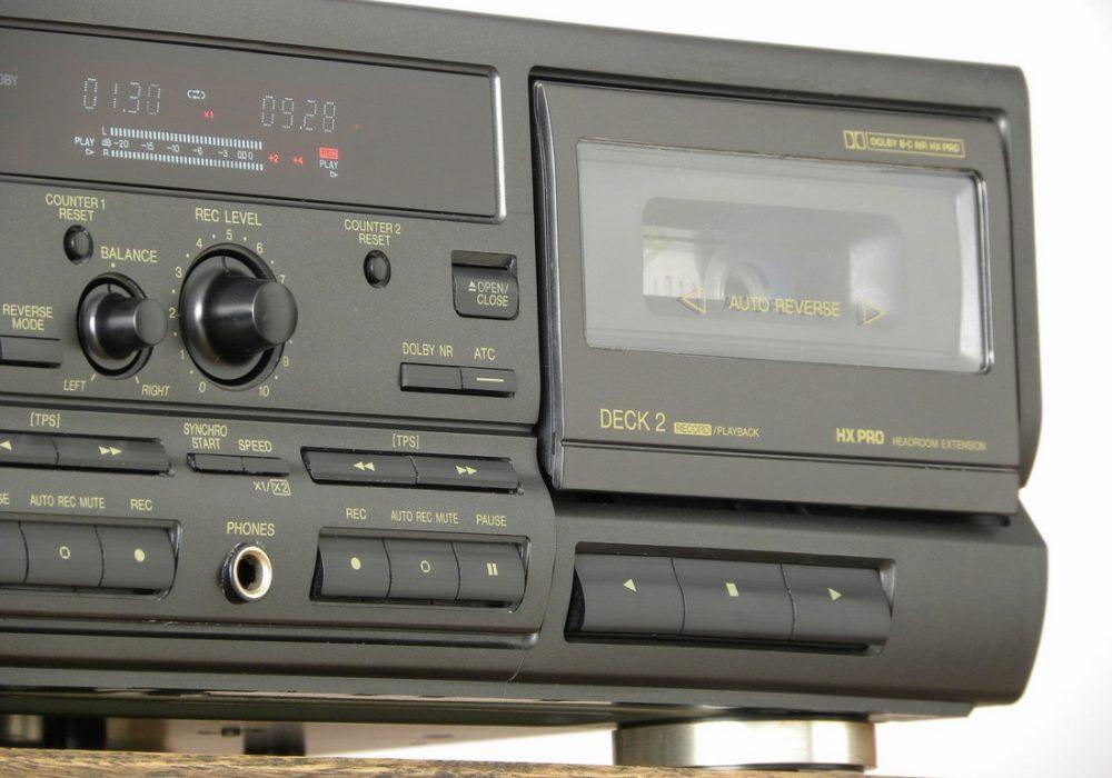 Technics RS-TR575 双卡座