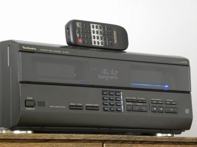 Technics SL-MC6 CD Changer